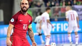 Portugal sagra-se campeão europeu de futsal - Desporto - SÁBADO aed848fc940a3