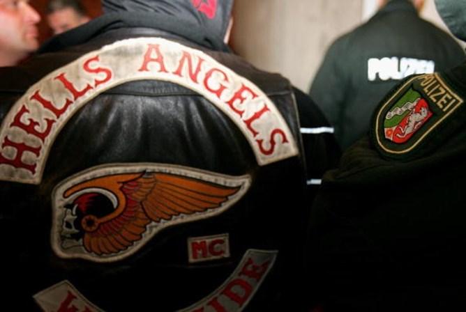 Hells Angels e Los Bandidos: uma rivalidade sangrenta de motards