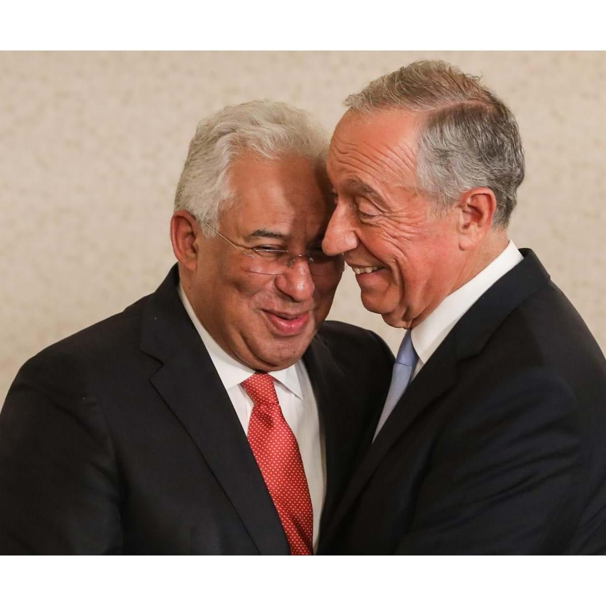 António Costa faz declaração ao País após reunir com Marcelo...
