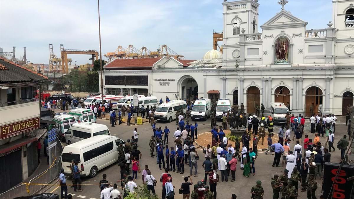 Resultado de imagem para Sri Lanka: Cidadã portuguesa que perdeu o marido já regressou a Portugal