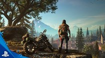Divulgado novo trailer de Days Gone, para a PlayStation