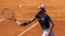 Estoril Open: João Sousa eliminado por David Goffin