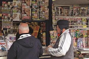 Média 'não perderam importância' e procura de notícias é 'alta'