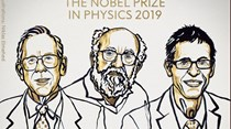 Descoberta do Cosmos. Nobel da Física atribuído a James Peebles, Michel Mayor e Didier Queloz