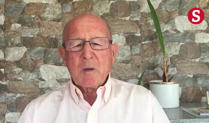 António Ribas relata como foi a viagem no Niassa em 1961