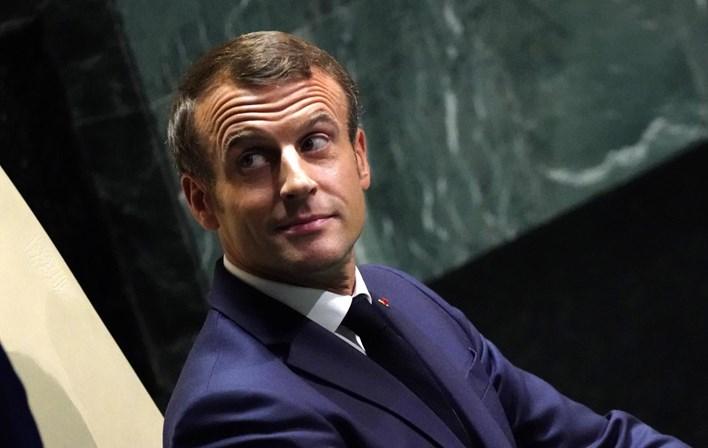 Emmanuel Macron Vira Se Para A Direita Populista Para Ganhar As Eleicoes De 2022 Mundo Sabado