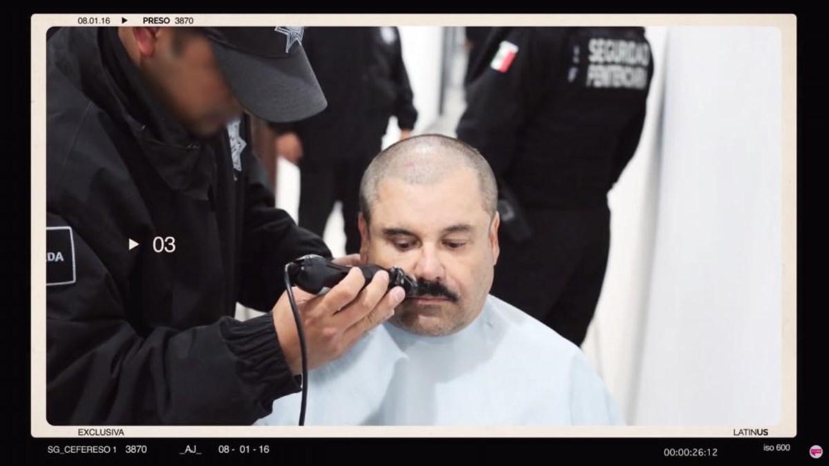 Perguntaram a El Chapo qual a sua profissão: