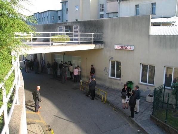 Centro Hospitalar de GaiaEspinho limita visitas e