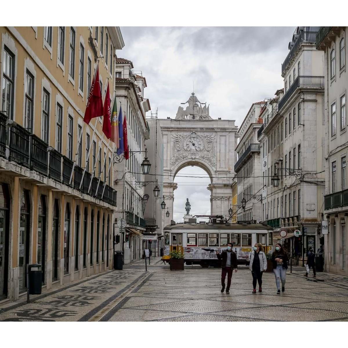 Covid-19: Lisboa e Vale do Tejo com 63% das novas infeções e o ...