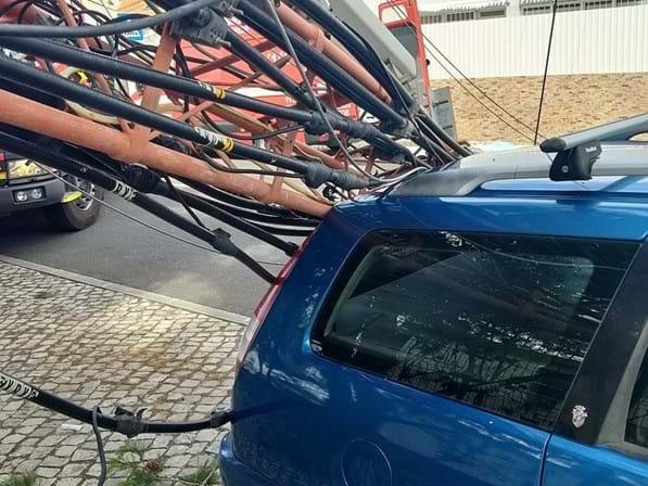 Altice Portugal confirma que antena caída em Alcabideche é sua ...