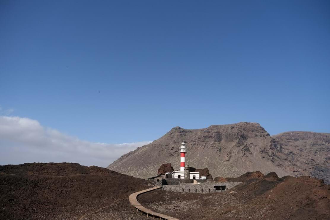 Farol Punta de Teno