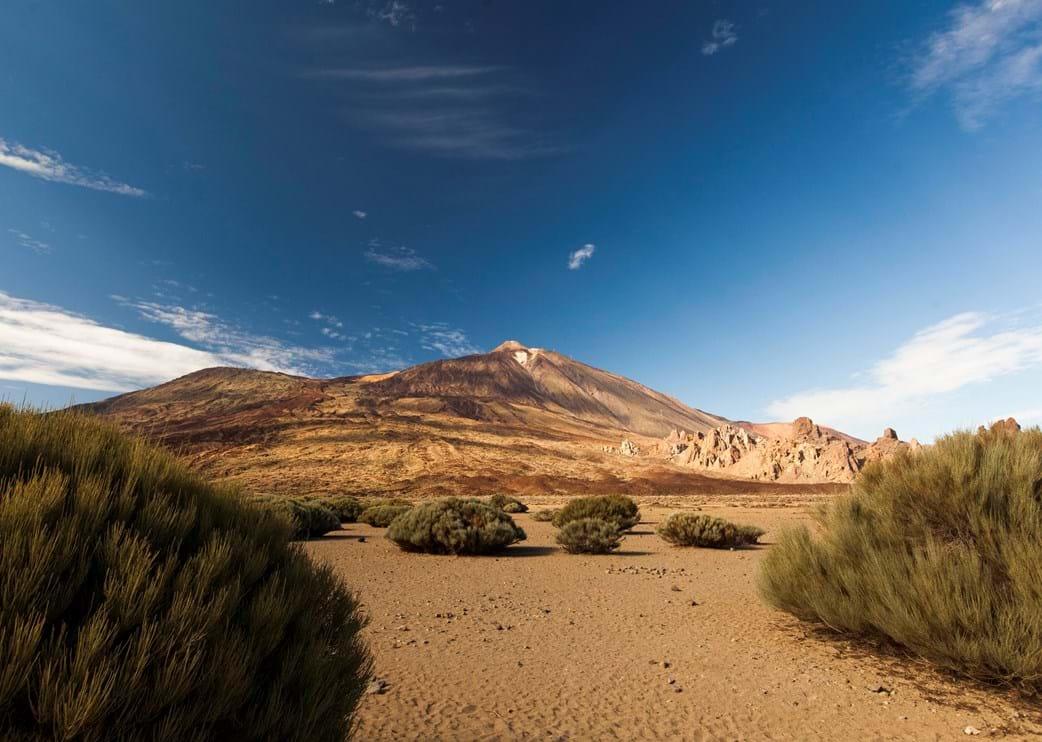 Teide, o pico mais alto de Espanha