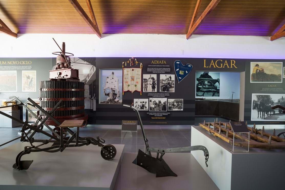 O museu da empresa conta a sua história e a da família que a tem gerido nos últimos 100 anos