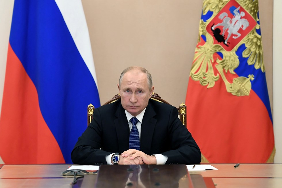 Russian President Vladimir Putin has tightened the crackdown on activists and critics.