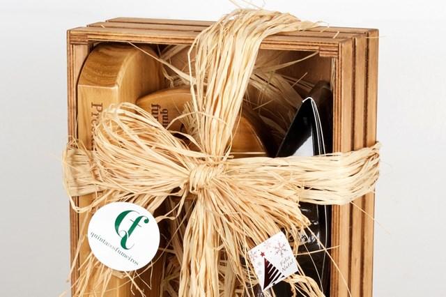 Cabaz caixinha inovadora (PVP: 30€)