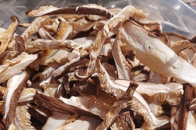 Cogumelos Shitake Desidratados Biológicos 1 Kg (PVP: 60€)
