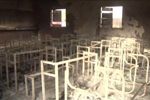 Incêndio em escola primária no Níger mata pelo menos 25 crianças