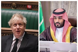 Príncipe saudita pressionou Boris Johnson a intervir na compra do Newcastle